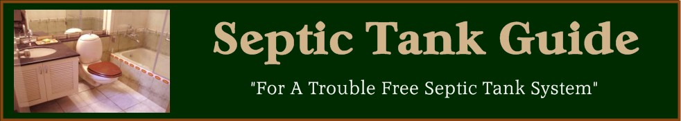 Septic tank systems